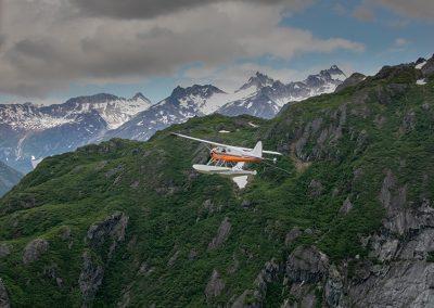 Alaska Flight Seeing