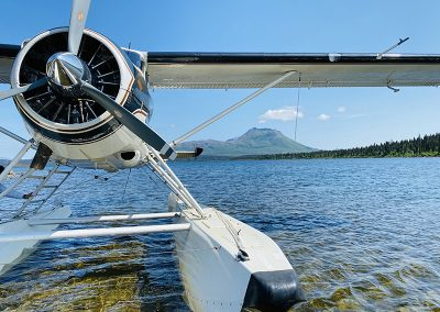 Alaska Float Plane