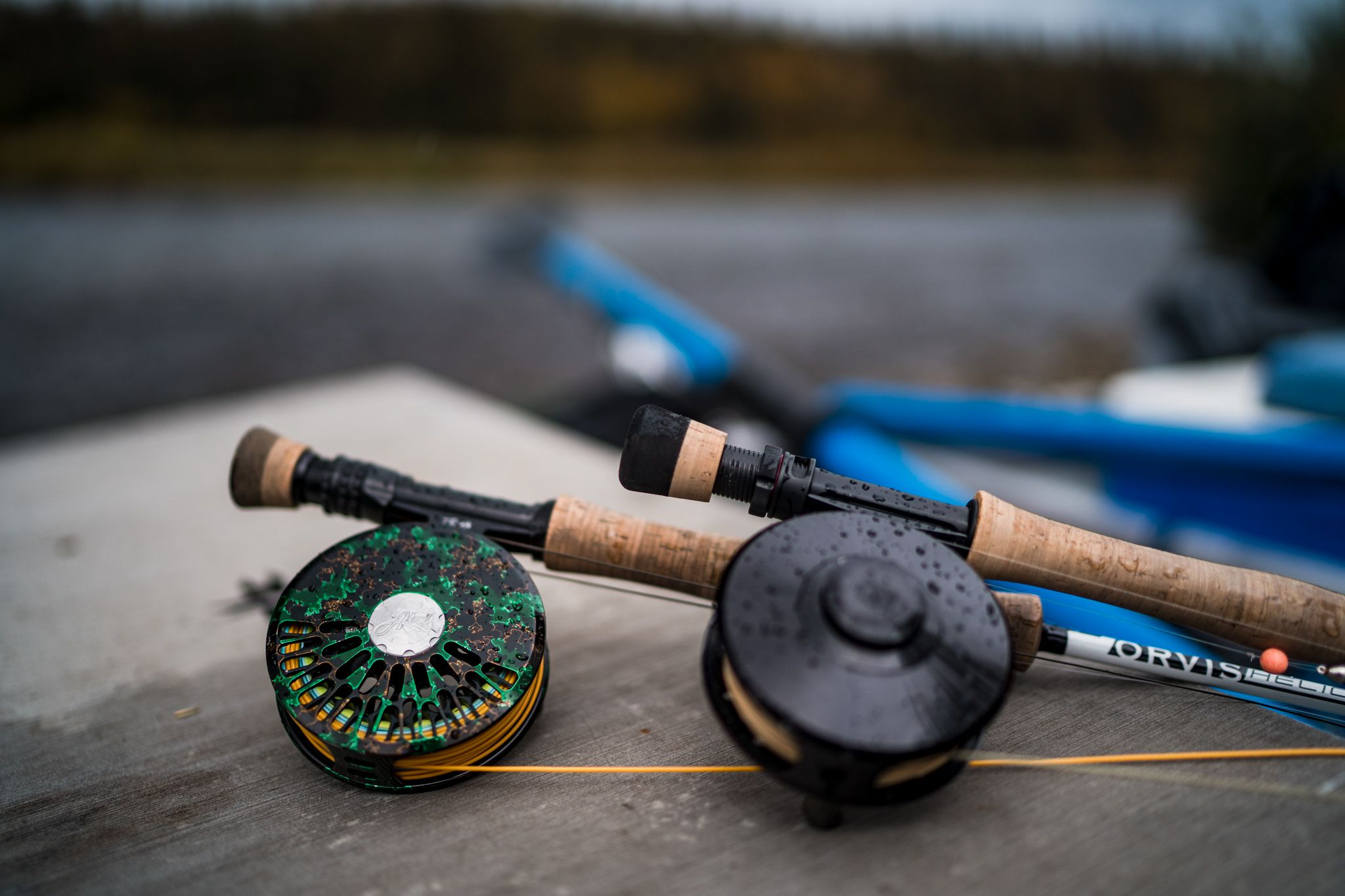 reels for fishing for trout